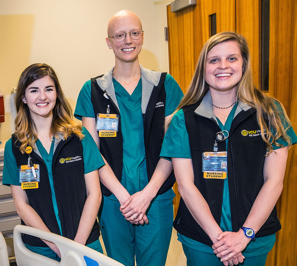 New fellowship program prepares nursing students for leadership roles