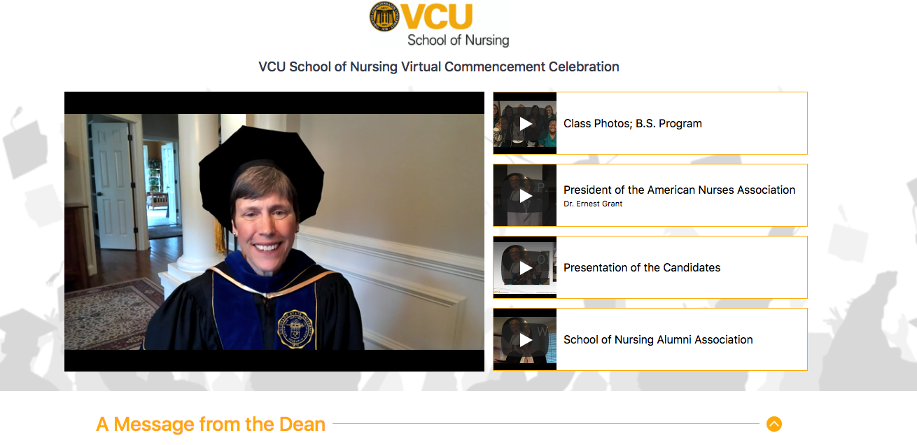 Virginia Commonwealth University School Of Nursing